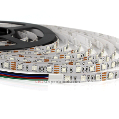 RGB LED Strip Lights - 12V LED Tape Light /244 Lumens/ft,300LEDs