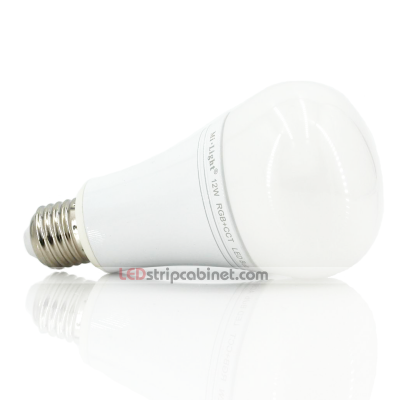 MiLight WiFi Smart LED Bulb - 12W RGB+CCT LED Bulb -1100 Lumens