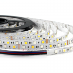 RGBW LED Strip 12V w/ White and Multicolor LEDs,265 Lumens/ft.