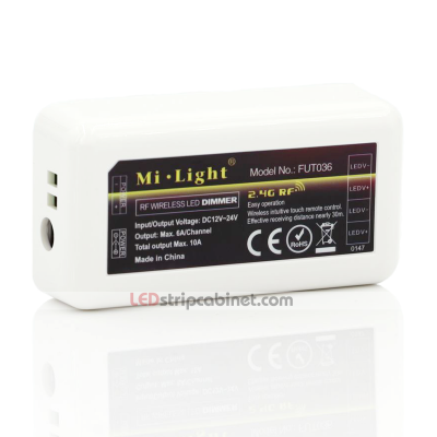 MiLight WiFi Smart Multi Zone Single Color Dimmer