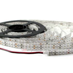 Outdoor LED Strip Lights - Weatherproof 24V Dual Row LED Strips