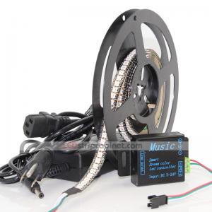 Complete led strip kits led lights save money with flexible led adafruit neopixel digital music rgb led tape lights kit aloadofball Image collections