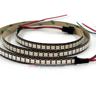 NeoPixel Digital RGB LED Strip Lights 144 LEDs,5V - 1 Meter