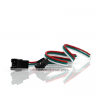 LC3 Locking Connector Pigtail Power Cable