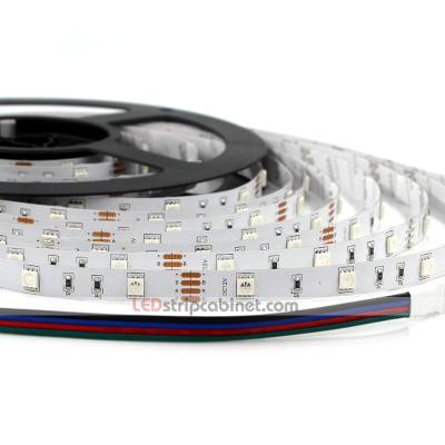 RGB LED Strip Lights - 12V LED Tape Light /122 Lumens/ft,150LEDs