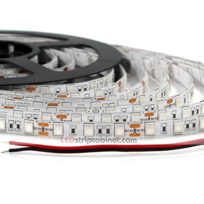 Weatherproof 12V LED Strip Lights 300LEDs - 226 Lumens/ft.