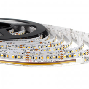 Tunable White Flexible LED Strip Lights with 36 SMDs/ft
