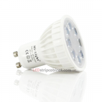 MiLight WiFi Smart LED Bulb- 4W GU10 RGB+CCT LED Bulb-280 Lumens
