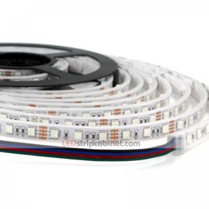 Outdoor RGB LED Strip - Waterproof IP67 12V LED Tape - 300LEDs