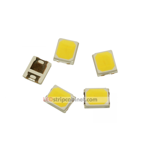 2835 SMD LED - Cool White Surface Mount LED w/120 Degree,10pcs