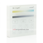 MiLight 4-Zone CCT Wall-Mounted Smart Touch Panel LED Controller